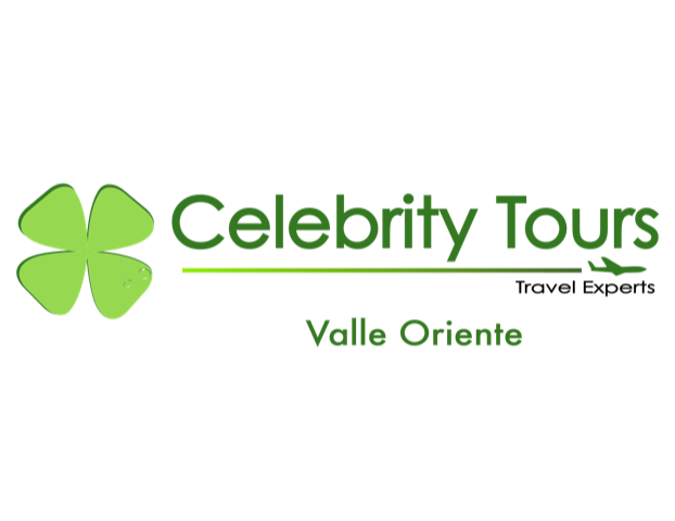 CELEBRITY TOURS VALLE ORIENTE