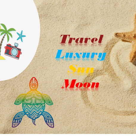 Travel Luxury Sun Moon